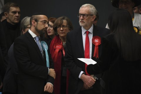 Corbyn calamity: Labour Party implodes, will seek new leader