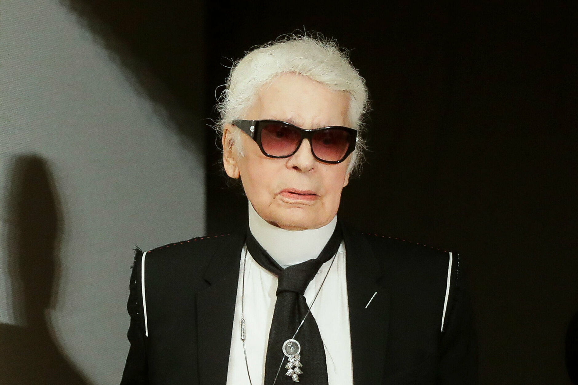 <p><strong>February 19: Karl Lagerfeld at age 85</strong></p>