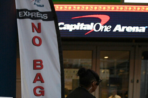 Don't forget your phone: Capital One Arena tickets will soon be fully digital