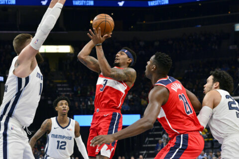 Column: Wizards aren't great, but they're not boring