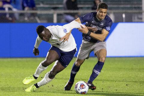 Georgetown wins thriller to net first men's soccer title
