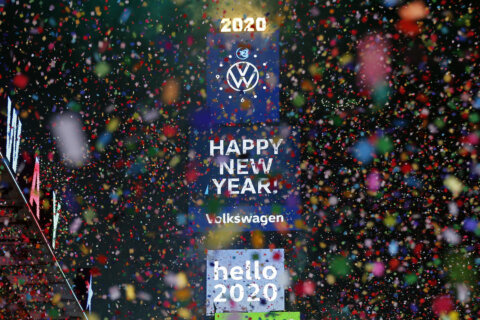 PHOTOS: Hello, 2020! How the world welcomed the new year