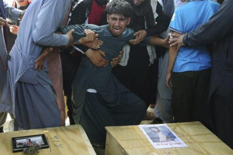 Survey: Afghans' fear for personal safety has increased