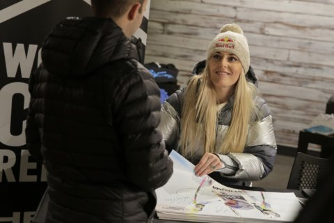 Lindsey Vonn goes social with P.K. Subban marriage proposal