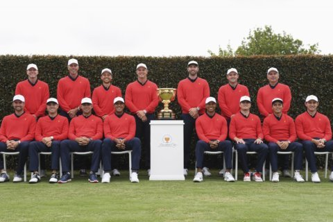 Johnson hopeful of quick return at Presidents Cup