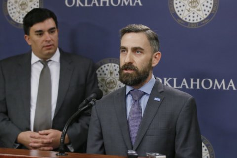 Civil rights group sues over Oklahoma bail practices