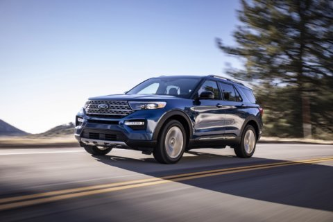 Edmunds compares Ford Explorer with Hyundai Palisade