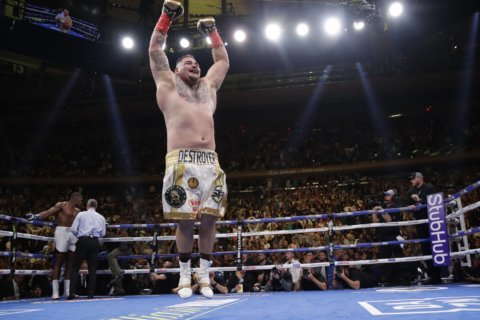 New dawn for boxing as Ruiz, Joshua set for Saudi rematch