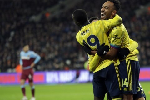 Arsenal end worst run since 1977 in comeback win vs West Ham