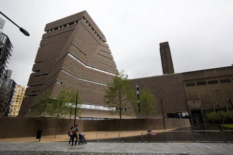 Teen pleads guilty to throwing boy from top of Tate Modern