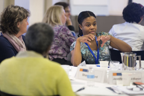 Cohort-based women's leadership program fosters inclusive network along with executive training