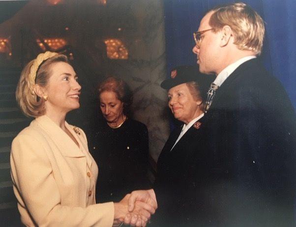 Core Hillary Clinton