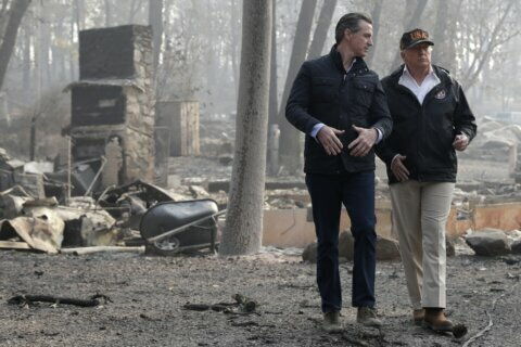 California's Gov. Newsom had 'baptism by fire' in 1st year
