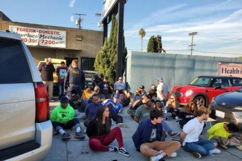 State mounts largest crackdown on illegal pot shops in LA
