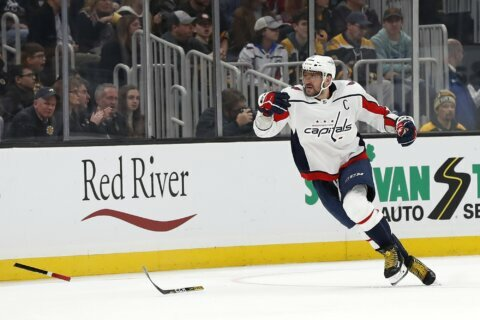 Ovechkin to skip NHL All-Star Weekend for 2nd straight year