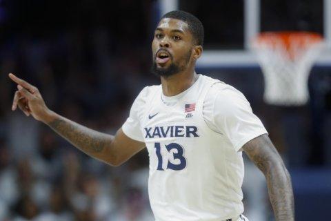 Marshall scores 31, Xavier beats rival Cincinnati 73-66