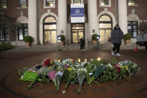 Boy, 13, arrested in killing of Barnard College freshman