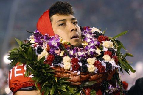 Playoff spot on line for No. 5 Utah in Pac-12 title game