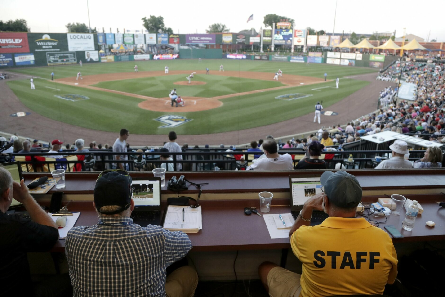 """<p><strong>Will MLB really kill the minor leagues?</strong></p> <p>Despite swimming in record revenues while watching player payrolls fall, Major League Baseball is proposing cutting a full quarter of its severely, intentionally underpaid minor league workforce — <a href=""""https://wtop.com/mlb/2019/12/sunset-in-hagerstown-city-team-fight-for-minor-league-survival/"""" target=""""_blank"""" rel=""""noopener"""">including eliminating the Hagerstown Suns and Frederick Keys</a> — all in the name of making even more money. <a href=""""https://wtop.com/mlb/2019/12/milb-reduction-talks-reverberate-throughout-winter-meetings/"""" target=""""_blank"""" rel=""""noopener"""">As talks have escalated</a>, so has the rhetoric from the commissioner's office, threatening to walk away from 100 years of shared prosperity altogether. The two sides have until September before their current deal expires, but the longer things go without a viable agreement, the worse things will get.</p>"""