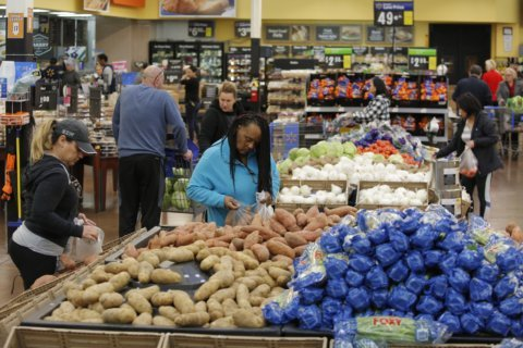 November US consumer prices up 0.3% on rising energy costs