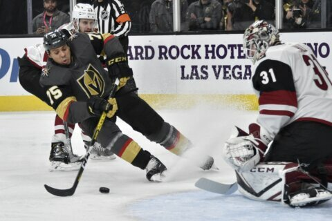 Logjam at top of Pacific makes for intense playoff push