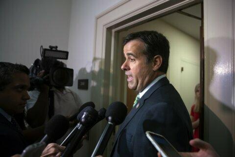 N Carolina Rep. Walker won't run in '20, eyes Senate in '22
