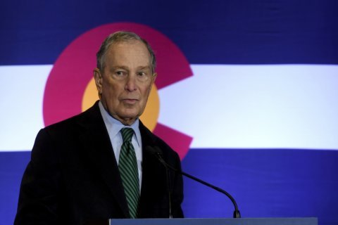 AP FACT CHECK: Bloomberg says he's killing coal. He's not