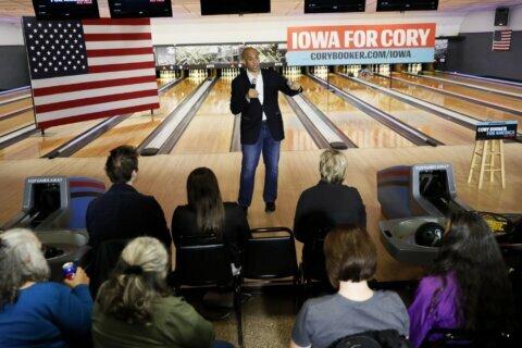 Jon Bon Jovi among Cory Booker's top campaign fundraisers