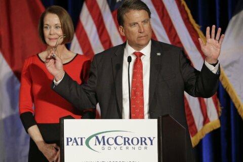 McCrory won't run for NC governor; will consider Senate bid