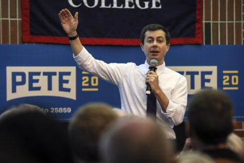 Pete Buttigieg has his inevitable turn in the 2020 race spotlight as questions rise