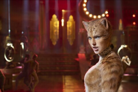 Movie Review: 'Cats' is a cat-astrophe