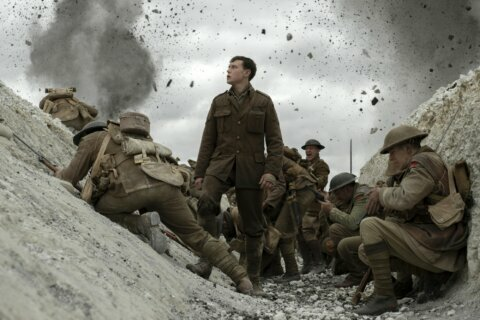 Q&A: Sam Mendes salutes grandfather's memory in single-take war flick '1917'