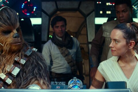 Movie Review: 'Rise of Skywalker' plays it safe to neatly wrap up Rey's journey
