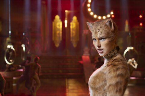 Review: Forget CGI. Dench is the special effect in 'Cats'