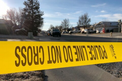New Mexico police investigate killing of 4 on Christmas Day