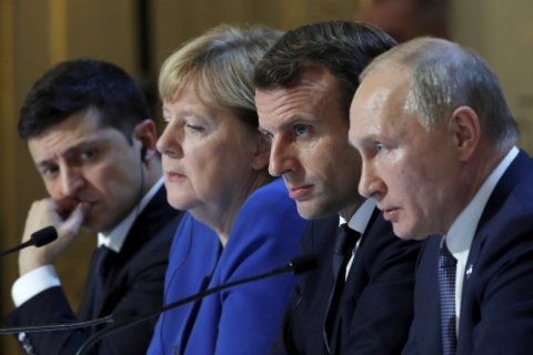 Ukraine, Russia hope for progress after peace talks