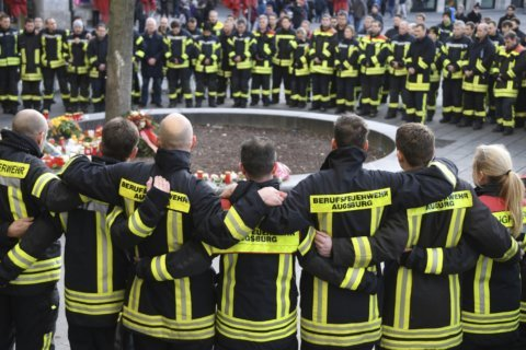 Germany: 2 teenagers arrested after off-duty fireman killed