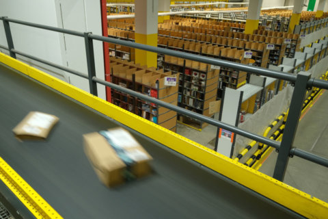 Cyber Monday was the biggest shopping day in Amazon's history
