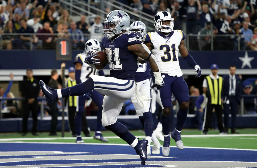 "<p><b><i>Rams 21</i></b><br /> <b><i>Cowboys 44</i></b></p> <p>Knowing full well Philadelphia won in Washington, and with <a href=""https://profootballtalk.nbcsports.com/2019/12/11/jason-garrett-meets-wade-phillips-again-sunday/"" target=""_blank"" rel=""noopener"">Wade Phillips back in Dallas</a> for revenge, the Cowboys put together their best win of the year — and only victory over a team with a winning record. Both of these teams are woefully underachieving, but L.A.&#8217;s payroll and star power makes it a massive disappointment they&#8217;re likely to miss the postseason.</p>"