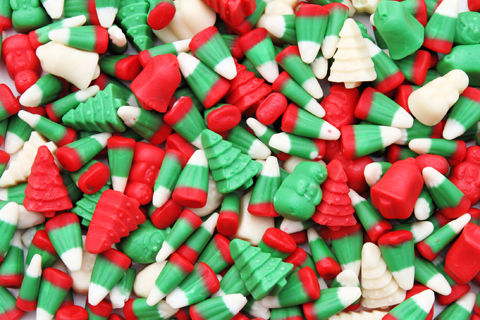 Really, Virginia? This is your favorite Christmas candy
