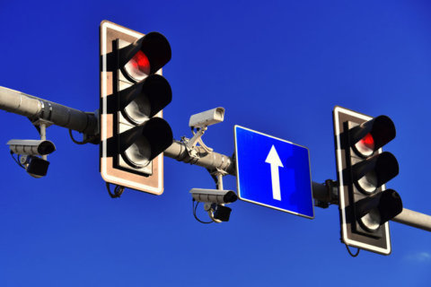 Red light cameras planned for up to 10 Manassas intersections