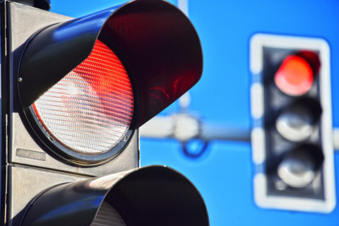 Red light camera proposal up for Manassas City Council vote Monday