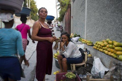 Protests subside, but economic aftershocks rattle Haitians