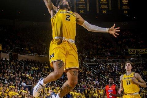 Howard has Michigan rolling entering big game at Louisville