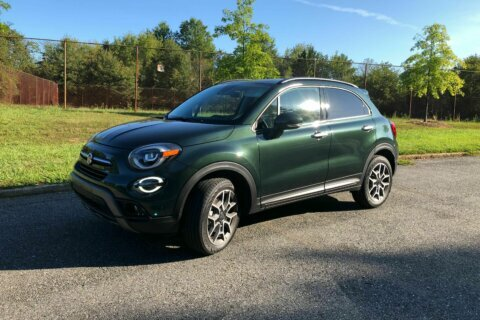 Car Review: Looking for a small crossover? Dare to be different with the stylish Fiat 500X
