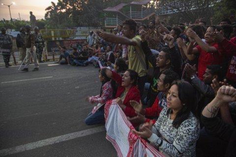 Japan PM postpones trip to India's violence-hit northeast