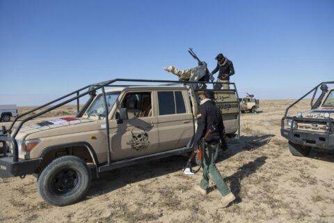 Iran-backed Iraqi militia vows revenge to US strikes