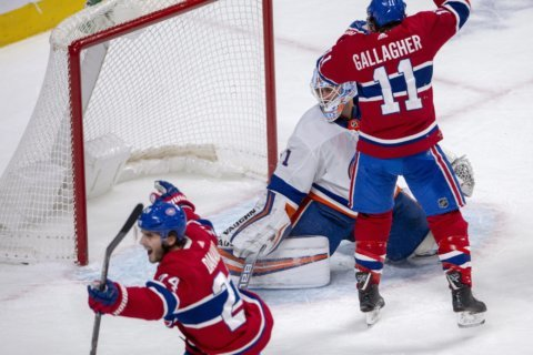 Canadiens beat Islanders 4-2 to snap 8-game skid