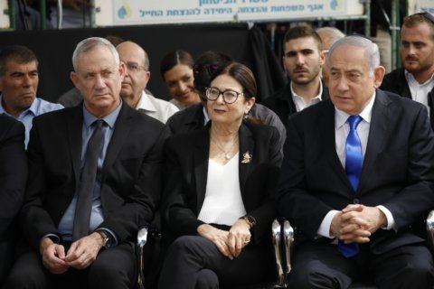 Parliament vote puts Israel on verge of 3rd election