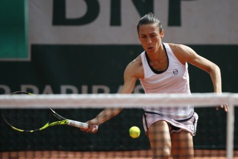 Ex-French Open champ Schiavone reveals she's beaten cancer